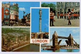 LONDON  Multiview Card - Other