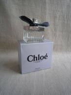 Chloé Eau De Parfum Intense, Flacon Vide Avec Sa Boîte 50ml. Voir Photos. - Bottles (empty)