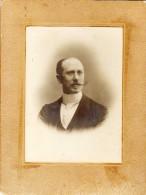 Portrait Homme (Photo Sur Carton) (PH 229) - Personnes Anonymes