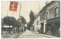91 - SAINT-CHERON - Route De Jouy - CPA - Saint Cheron