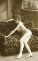 FEMME NUE                        LIRE LA DESCRIPTION    RETIRAGE PRO - Nus Adultes (< 1960)