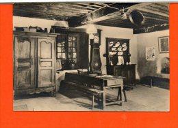 63 AMBERT : La Salle à Manger Des Papetiers - Musée Historique Du Papier Richard De Bas - Ambert