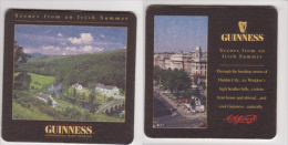 Guinness , Arth - Scenes From An Irish Summer - Bierdeckel