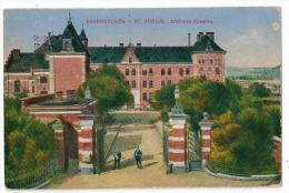 PH 1610 - Saarrbrücken  - Caserne D'Artillerie St Arnual / 1919 - Casernes