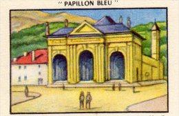 IMAGE FLAN PAPILLON BLEU Serie 73 SAINT JEAN DE MAURIENNE LA CATHEDRALE (LOT 09) - Otros