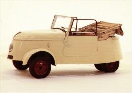 AUTOMOBILES : Peugeot - Voiture électrique VLV - Année 1941 - Cartes Postales