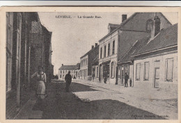 Leisele, Leysele, La Grande Rue (pk14054) - Lo-Reninge