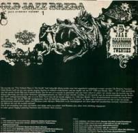 * LP *  OLD JAZZ BREDA (Jazz Crooner Vol. 1 Black Label) (Holland 1978 EX-!!!) - Jazz