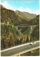 Tirol - Trisannabrücke:  OPEL REKORD P2 - (Österreich / Austria) - Toerisme