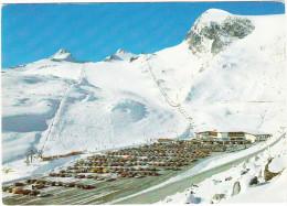 Talstation & Parkplatz Tiefenbachferner: 100+ OLDTIMER AUTO'S -Oetztaler Gletscherstraße- Sölden (Österreich / Austria) - Toerisme
