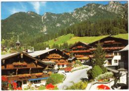 Alpbach, Tirol : SPAR Supermarket & AUTO'S -  (Österreich / Austria) - Toerisme