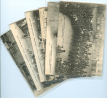 87 - Saint Junien - Ostensions 1911 (6 Cartes) - Saint Junien