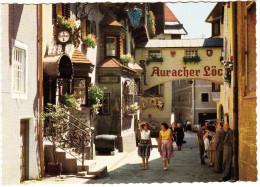 Kufstein, Tirol :  'Auracher Löchl' : FORD CONSUL/ZEPHYR - Römerhofgasse -  (Österreich / Austria) - Toerisme