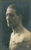 BOXE - CARPENTIER (Portrait Profil Boxeur) - Boxe