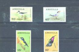 ANGUILLA - 1968 Birds UM - Anguilla (1968-...)