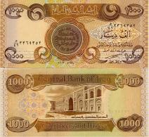 IRAQ        1000 Dinars        P-93        2003 / AH1424        UNC
