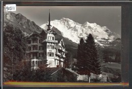 WENGEN - HOTEL BRISTOL - TB - BE Berne