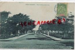 MADAGASCAR - DIEGO SUAREZ - RUE  COLBERT  ANTSIRANE 1908 - Madagascar