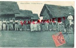 MADAGASCAR - DIEGO SUAREZ -  TIRAILLEURS MALGACHES -1908 - Madagascar