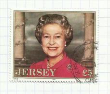 Jersey N°735 Cote 20 Euros - Jersey