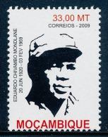 Mozambique - 2009 - Homenagem a Eduardo Mondlane - MNH / ( ** )