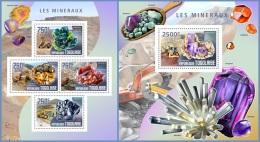 tg14401ab Togo 2014 Minerals 2 s/s