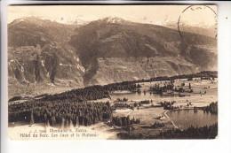 CH 3963 MONTANA, Hotel Du Parc, 1912, Brfm. Fehlt - VS Valais