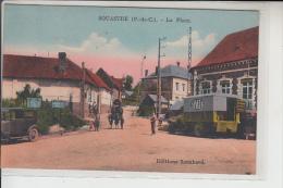 62 - SOUASTRE  -  Le Place   ( Camion ) - Non Classificati