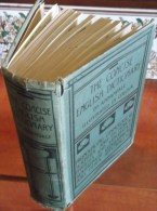 The Concise English Dictionary ANNANDALE Literary Scientific & Technical ILLUSTRATED