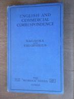 1946 English & Commercial Correspondence NAGAOKA & THEOPHILUS