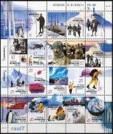 Australian Antarctic A.A.T. ( Australia) Cent Présence Australienne Dans L'Antarctic - Feuillet Neuf // Mnh - Unused Stamps