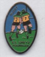 Rugby , SC Gretz Tournan - Rugby