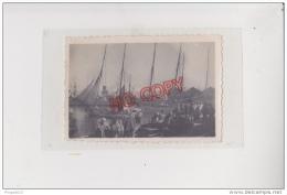 Au Plus Rapide Liban Beyrouth Le Port 1938 Grosse Animation Bateau De Guerre - Krieg, Militär