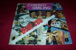BLUE  ZOO  °  COWBOY SMILING - Country & Folk