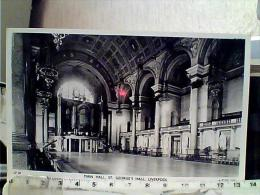 ENGLAND LIVERPOOL : ST GEORGE'S MAIN  HALL ORGUE  ORGANO  CHIESA  N1940  EM8412 - Liverpool