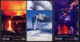 Islande 2010 - ** - Eruption du Eyjafjallaj�kull - avec de la cendre du volcan