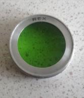 Lentille REX Verte De 40 Mm De Diamètre - Fotografía