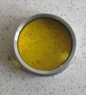 Lentille DUHE Jaune De 40 Mm De Diamètre - Unclassified