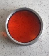 Lentille DUHE Orange De 40 Mm De Diamètre - Photography