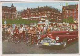 AK - Kopenhagen 1952 - Cyklister - Radfahrer - Danemark