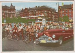 AK - Kopenhagen 1952 - Cyklister - Radfahrer - Dänemark
