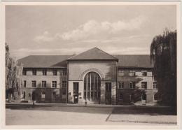 AK - Deutsches Ledermuseum  - Offenbach  - 30iger - Offenbach