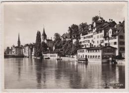 AK - Zürich - Schipfe - 1951 - ZH Zurich