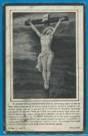 Bidprentje Van Irma Maria Josepha Braeckmans - Waarloos - 1893 - 1918 - Devotion Images