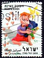 ISRAEL 2003 Greetings Stamps - (1s.20) - Boy Holding Teddy Bear  FU - Israel