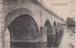 Allier :  LE  GUETIN  , Pont  Canal  Sur  L'  Allier - Non Classés