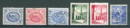 Collection TUNISIE ; Colonies ; 1950-1954 ; Y&T N° ; Lot 009 ;  Oblitéré / Neuf - Tunisie (1888-1955)