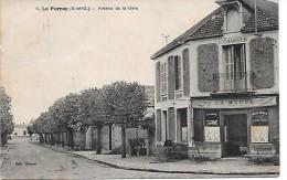 LE PERRAY - Avenue De La Gare - Le Perray En Yvelines