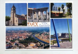 Carte Dax Multi-vue Dont Arene - Dax
