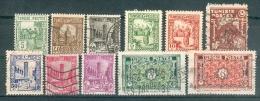Collection TUNISIE ; Colonies ; 1926-1947 ; Y&T N° ; Lot 008;  Oblitéré - Tunisie (1888-1955)